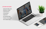 Accord - Creative Multipurpose Landing Page Template