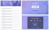 Reszponzív Crysta - Startup Agency and SasS Business Weboldal sablon Nagy méretű képernyőkép
