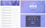 "HTML шаблон ""Crysta - Startup Agency and SasS Business"""