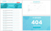 Septosha - Medical Health Care Template Web №76788 Screenshot Grade