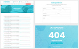 Septosha - Medical Health Care Template Web №76788