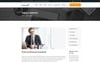 Template Web Flexível para Sites de Consultoria №68888 Screenshot Grade