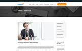 Template Web Flexível para Sites de Consultoria №68888