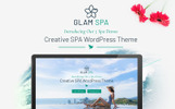GlamSpa WordPress-tema