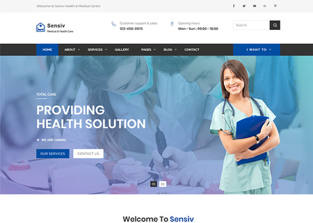 Sensiv - Responsive Health And Medical