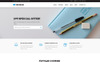 Edumax - Education Univeristy & Online Courses. WordPress Theme Big Screenshot