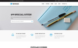 Edumax - Education Univeristy & Online Courses. WordPress Theme
