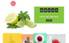 Kokomi - Organic & Food WooCommerce Theme Big Screenshot