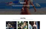 """Bikinike -  Lingerie & Bikini"" Responsive WooCommerce Thema"