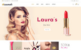 """Cosmeli -  Cosmetics & Beauty"" Responsive WooCommerce Thema"