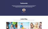 Tema WooCommerce para Sitio de Tienda de Productos para Bebés