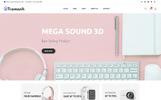Tramanh -  Electronic Store WooCommerce Theme