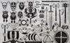 Vikings Bundle Illustration Big Screenshot