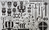 Vikings Bundle Illustration