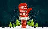 """""""Winter Offer"""" - Ілюстрація"""