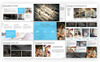 Commercial Presentation PowerPoint Template Big Screenshot