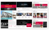 Associate Presentation PowerPoint Template Big Screenshot