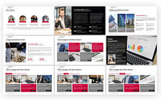 Associate Presentation PowerPoint Template
