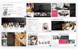 Information - Business Presentation PowerPoint Template