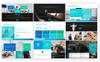 Outsource - PowerPoint Template Big Screenshot