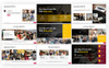 "Tema PowerPoint #69609 ""University - Education"" Screenshot grande"