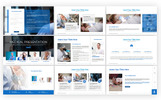 """PowerPoint Vorlage namens """"Medical"""""""