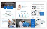 PowerPoint Vorlage für Medizin