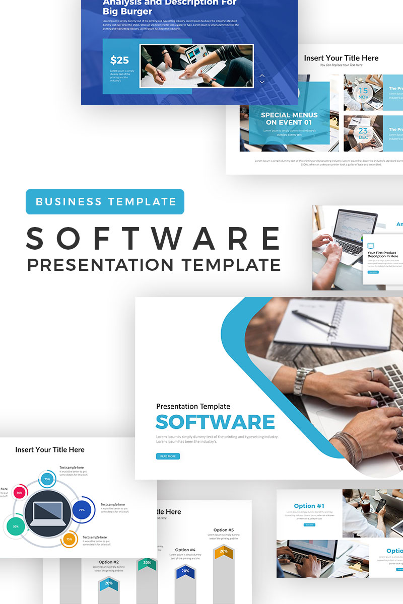 Software Analysis Powerpoint Template 70997