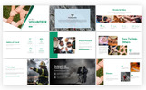 Volunteer Presentation PowerPoint Template