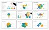 Puzzle Presentation - Infographic PowerPointmall En stor skärmdump