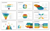 Layered Presentation - Infographic PowerPoint Template