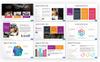 Information Presentation - Keynote Şablonu Büyük Ekran Görüntüsü