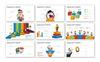Business Vector Presentation - Infographic PowerPoint Template Big Screenshot