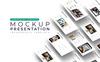 Mockup Presentation - Infographic PowerPoint Template Big Screenshot