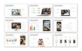 Mockup Presentation - Infographic PowerPoint Template