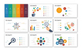 SEO Presentation - Infographic PowerPoint Template