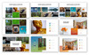 Square Placeholder Presentation - Infographic PowerPoint Template Big Screenshot