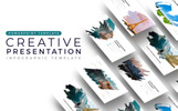 "PowerPoint šablona ""Creative Placeholder Presentation - Infographic"""