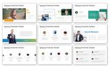"""Testimony Presentation - Infographic"" PowerPoint Template"