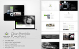 """Portfolio - Photography & Product Showcase"" - PowerPoint шаблон"
