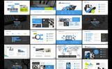 Business Survey Presentation Keynote Template