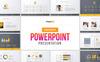 Maxde | Simple Classic PowerPoint Template Big Screenshot