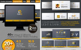 Maxde | Simple Classic PowerPoint Template