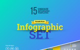 "Элемент для инфографики ""3D Business Infographics Set-01"""