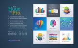 3D Business Set-03 Elementos Infograficos №75624
