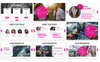 Nexos - Creative PowerPoint Template Big Screenshot