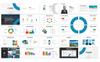 """PowerPoint Vorlage namens """"Cloro"""" Großer Screenshot"""