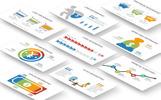 """PowerPoint шаблон """"Finance & Economy Infographic"""""""