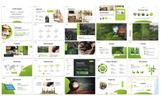 """Samoa - Green Campaign"" - PowerPoint шаблон"