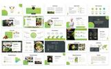 """Ruoka - Creative Food"" modèle PowerPoint"